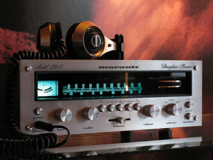 Marantz Receivers (1970s) 4