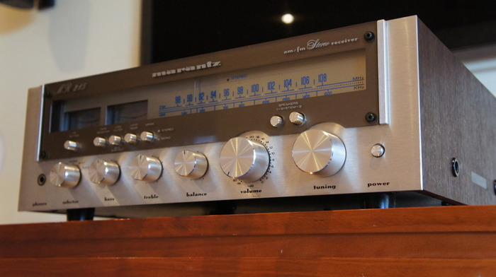 Marantz Receivers (1970s) 5