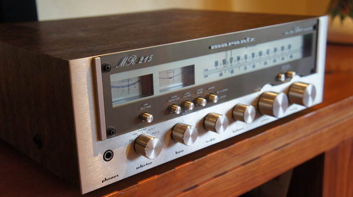 Marantz Receivers (1970s) 6