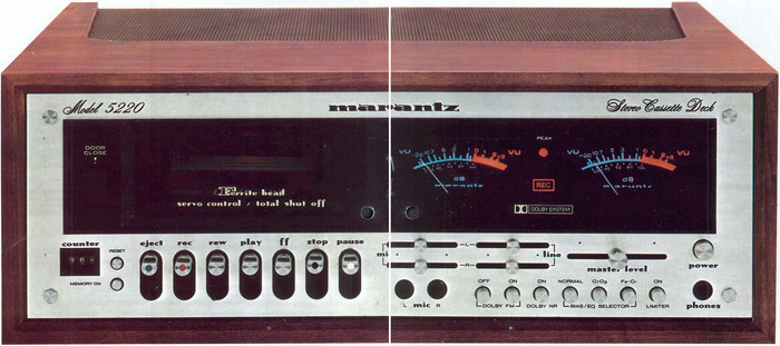 Marantz Receivers (1970s) 7