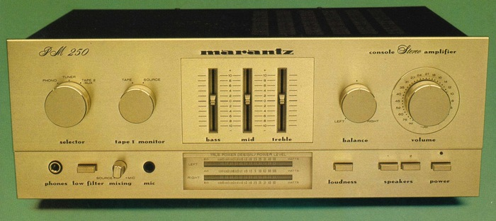 Marantz Receivers (1970s) 9