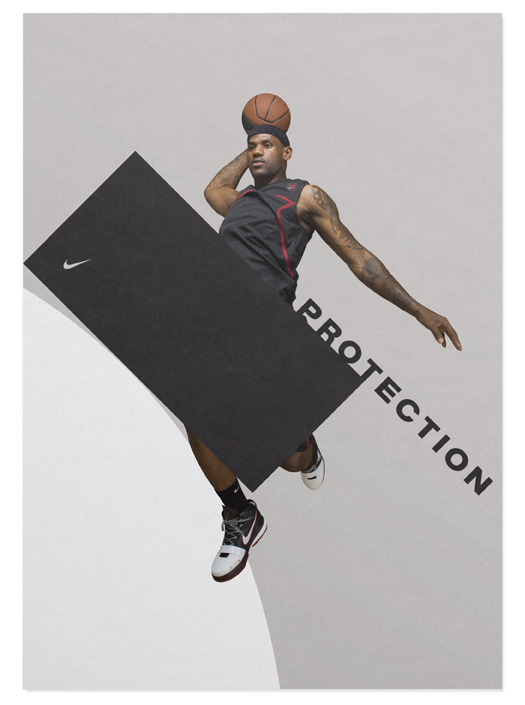 Nike LeBron 9 Shoes Ads (Design Explorations) 6