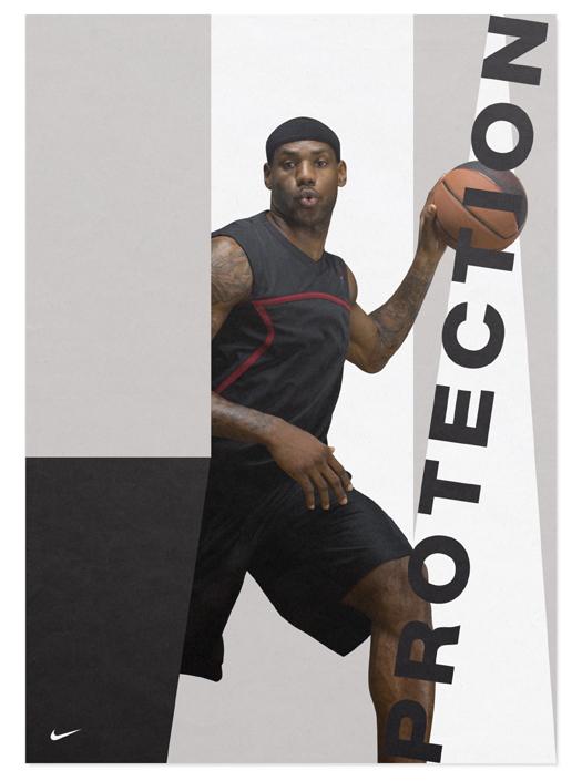 Nike LeBron 9 Shoes Ads (Design Explorations) 7