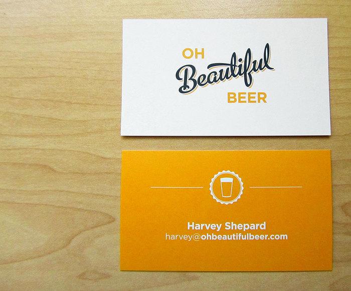 Oh Beautiful Beer 2