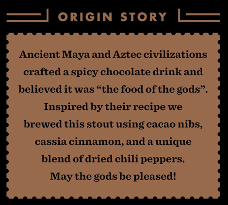 Mexican Chocolate Stout 6