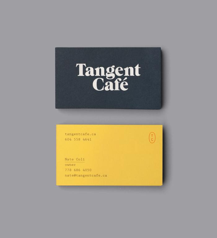 Tangent Café 2