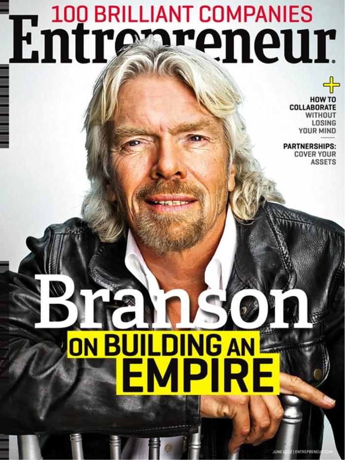 Entrepreneur magazine covers, 2012–13 3