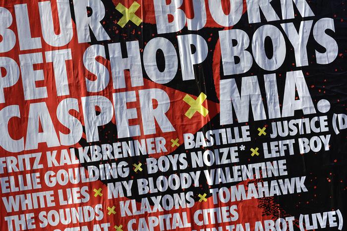 Berlin Festival posters 1