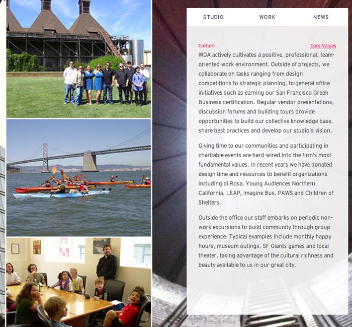 William Duff Architects Website 1