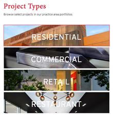 William Duff Architects Website