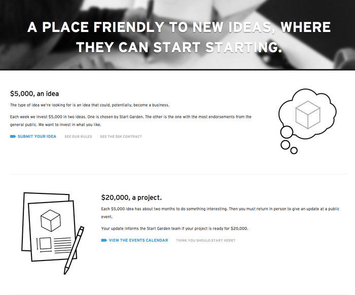Start Garden Website 3