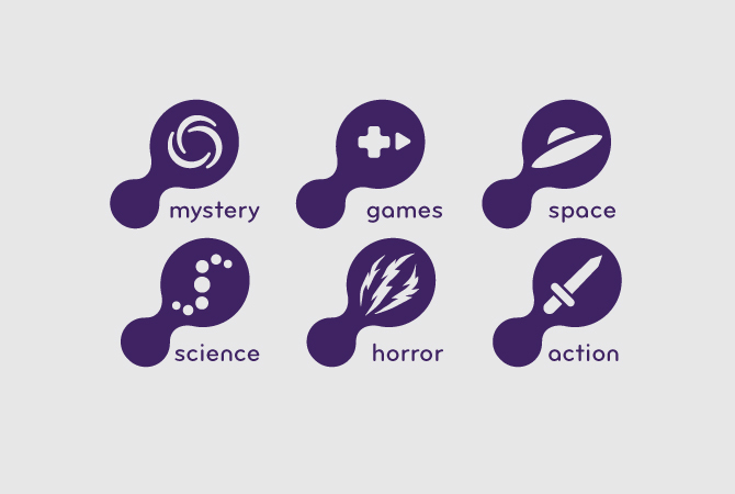 SciFi Identity Exploration 2