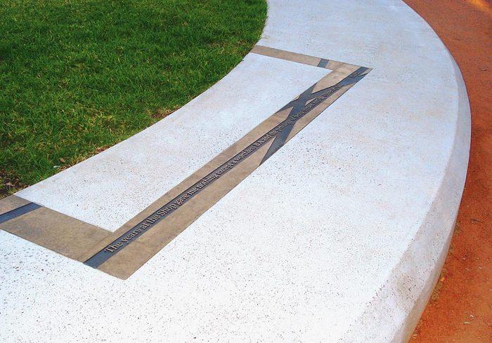 Victoria Park Art Installation 2