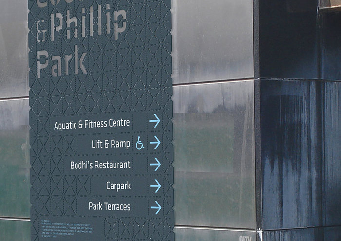 Cook and Phillip Park 1