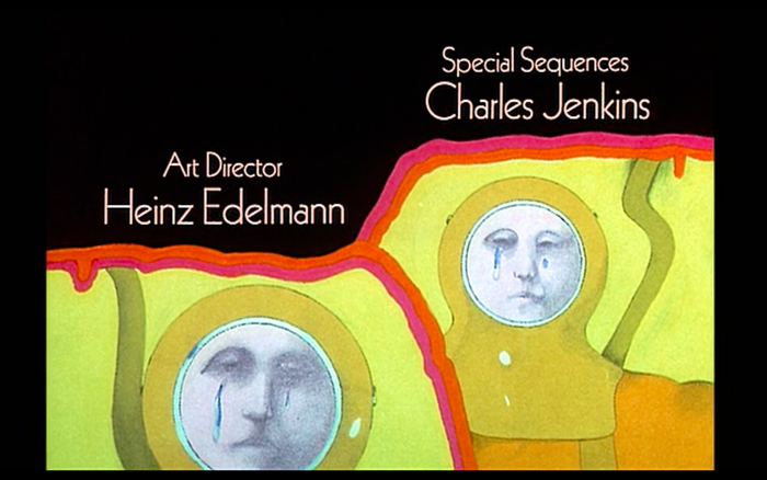 Yellow Submarine (1968) opening credits 4