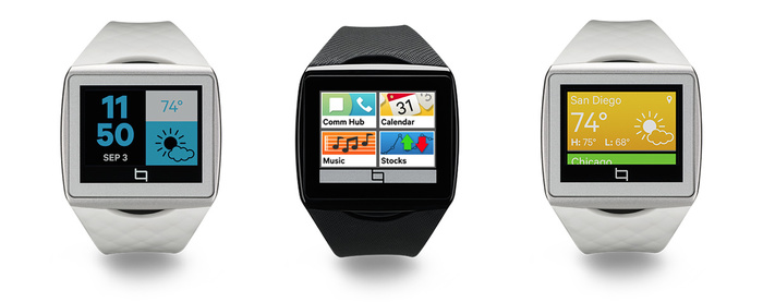 Qualcomm Toq Smartwatch 2