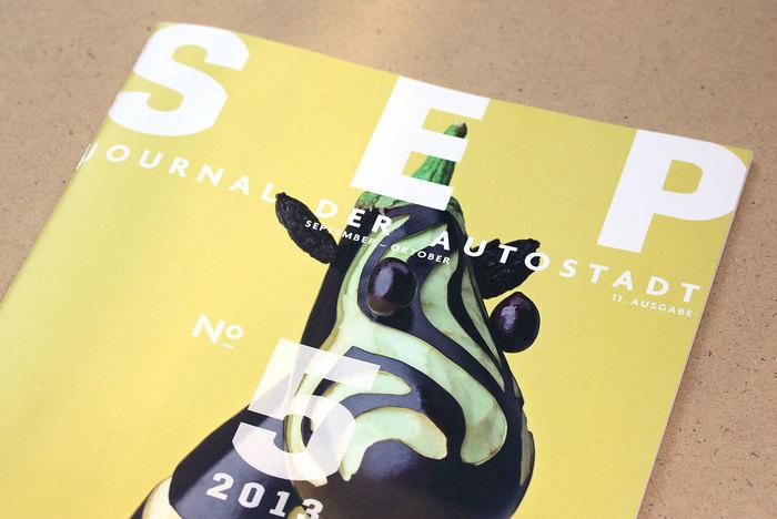 Journal der Autostadt, Issue 5/2013 1