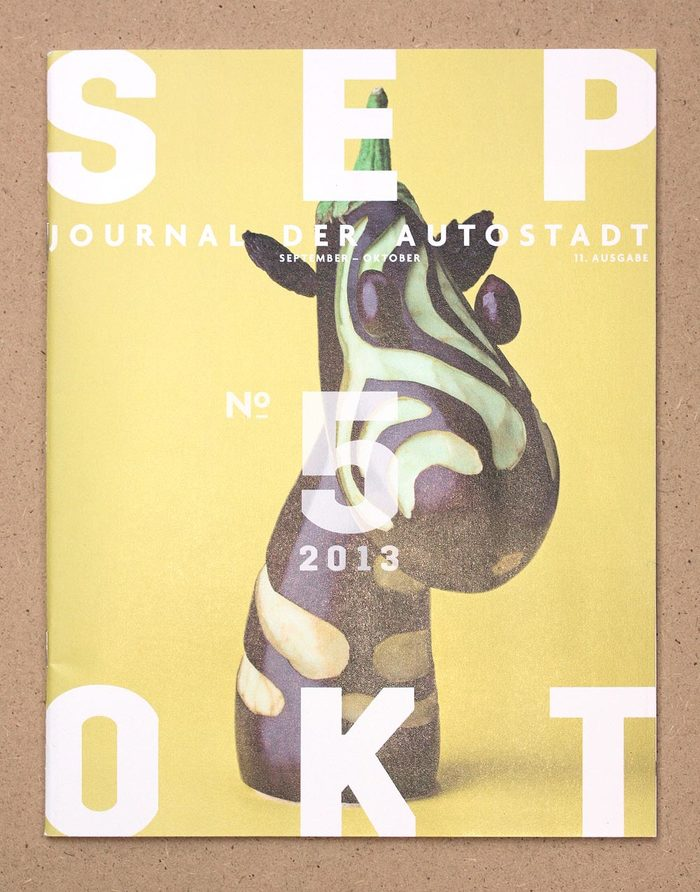 Journal der Autostadt, Issue 5/2013 4
