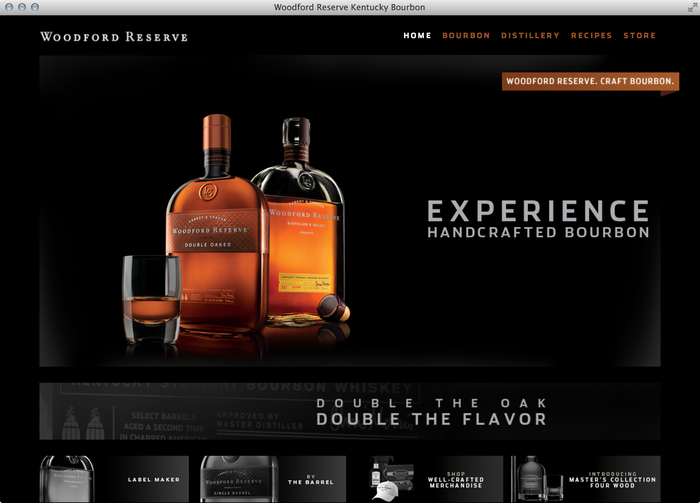 Woodford Reserve Whiskey 3