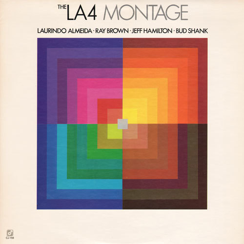 The LA4 – Montage album art
