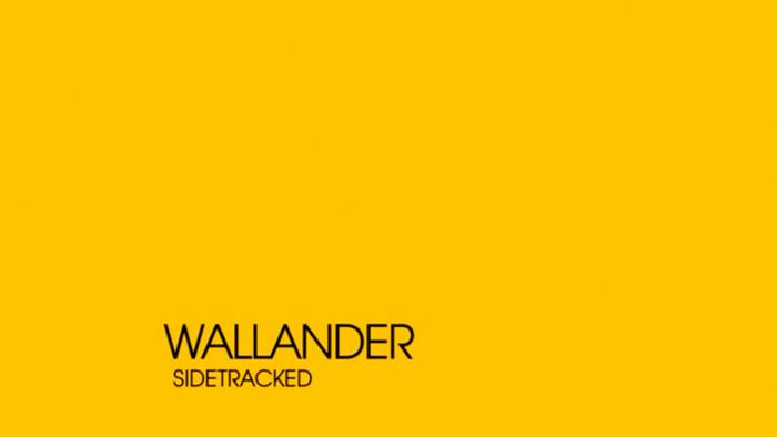 Wallander opening titles 10