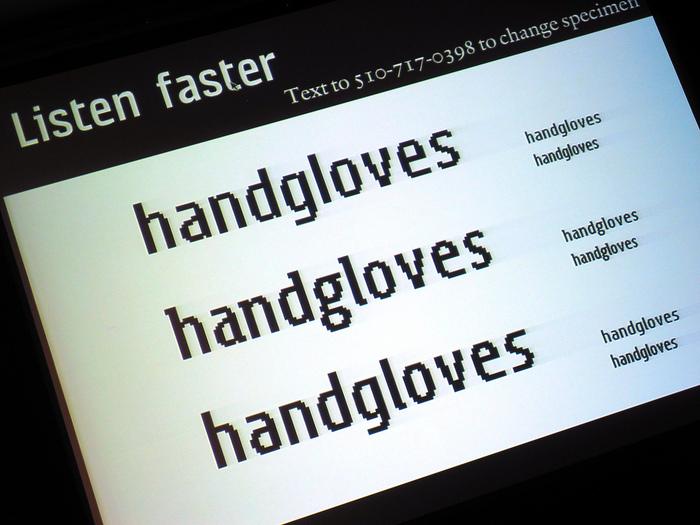 Qualcomm Sans Presentation, TypeCon 2006 2