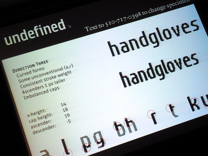 Qualcomm Sans Presentation, TypeCon 2006 3