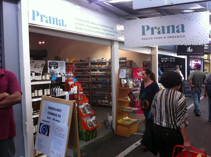 Prana Health Food and Organics 4