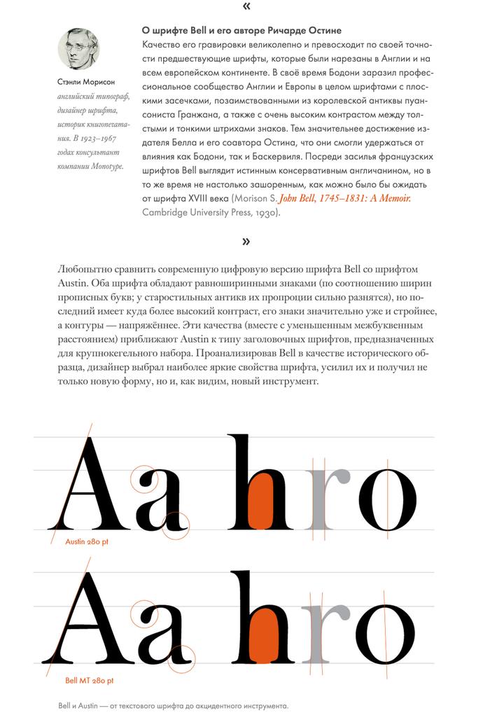 Шрифт (The Type) 3