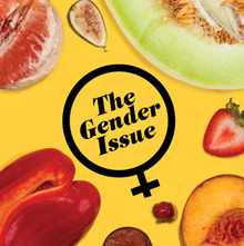 <cite>Lucky Peach</cite>, No. 8: The Gender Issue