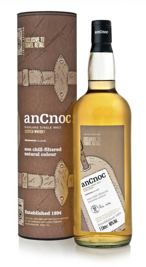 anCnoc Highland Single Malt Scotch Whisky 3