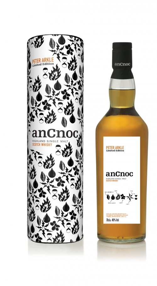 anCnoc Highland Single Malt Scotch Whisky 4