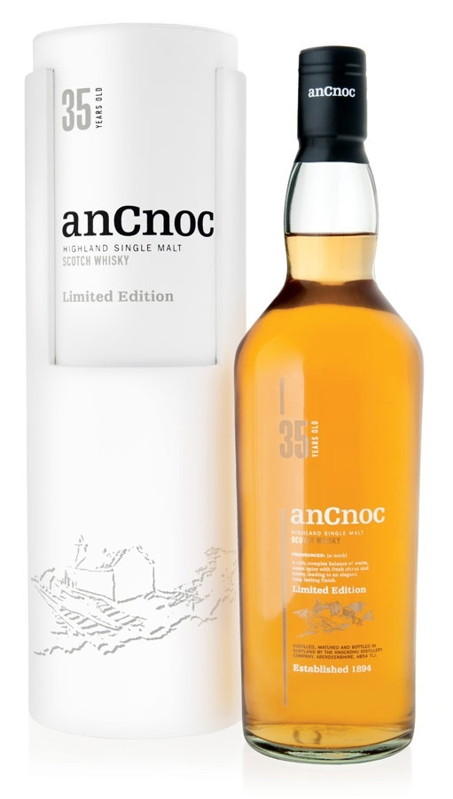 anCnoc Highland Single Malt Scotch Whisky 6