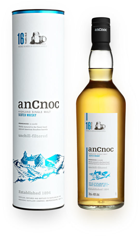 anCnoc Highland Single Malt Scotch Whisky 5