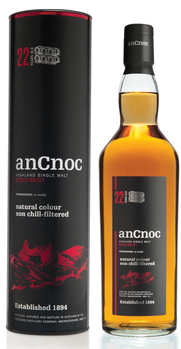 anCnoc Highland Single Malt Scotch Whisky 7