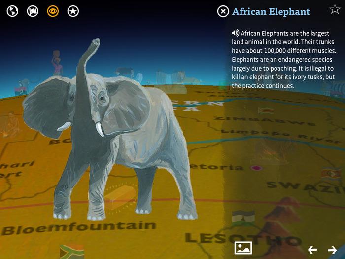 Barefoot Atlas iOS App 4