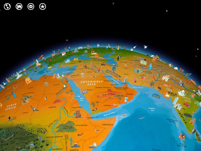 Barefoot Atlas iOS App 7