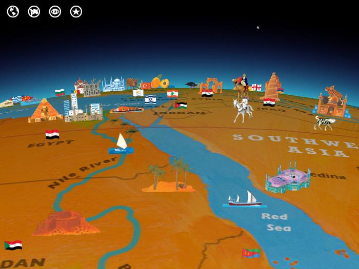 Barefoot Atlas iOS App 8
