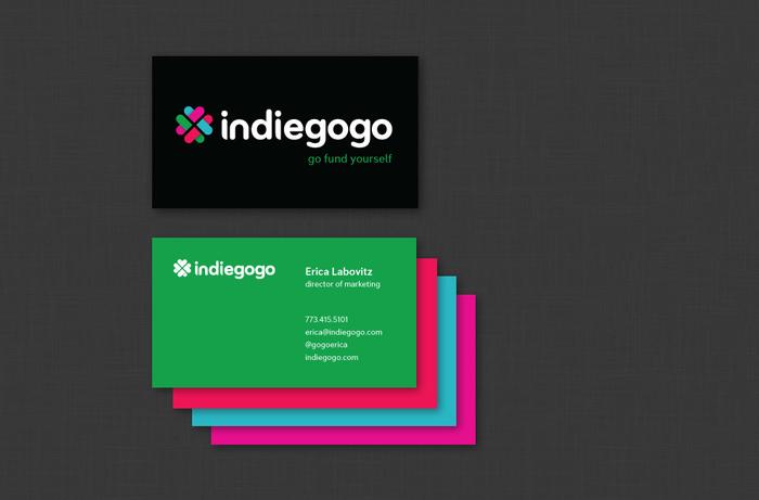 Indiegogo Branding (2012) 1