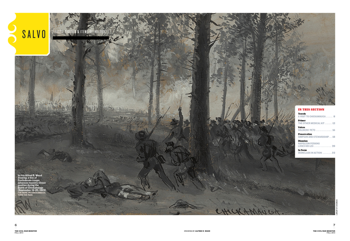 The Civil War Monitor, Fall 2013 2