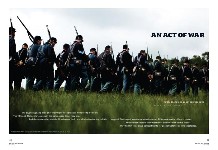 The Civil War Monitor, Fall 2013 8