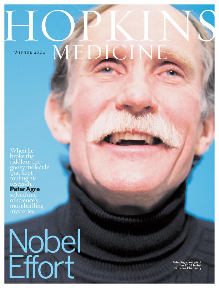 Hopkins Medicine, 2004–07 1