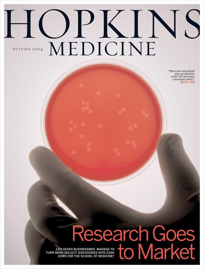 Hopkins Medicine, 2004–07 3