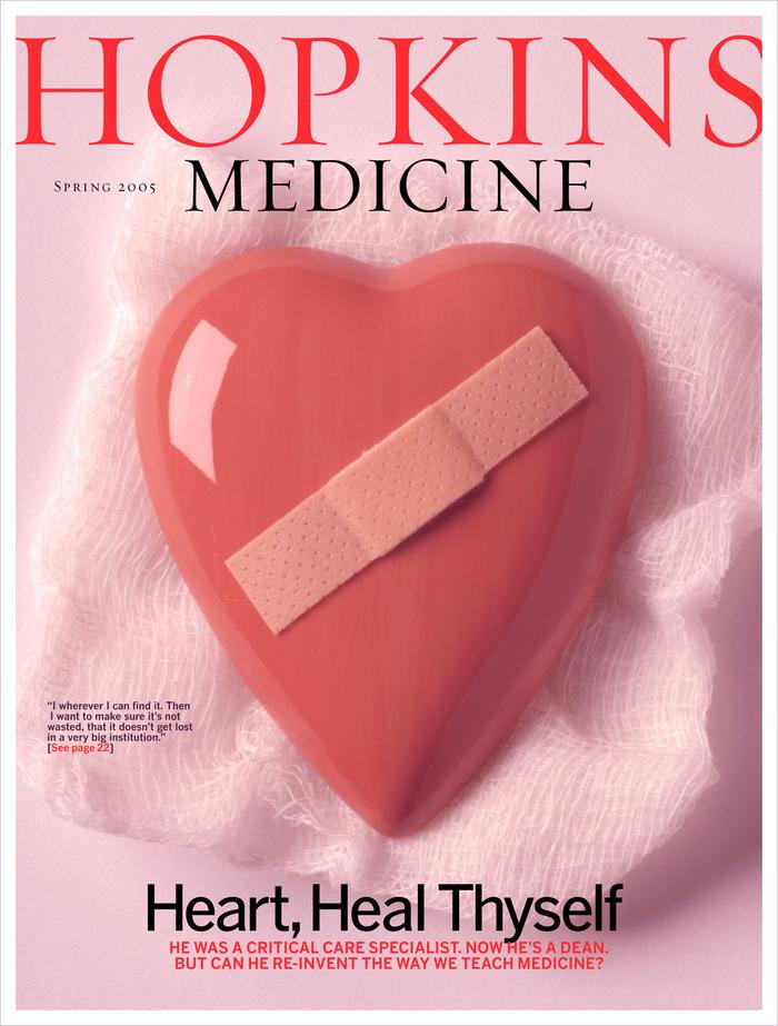 Hopkins Medicine, 2004–07 4
