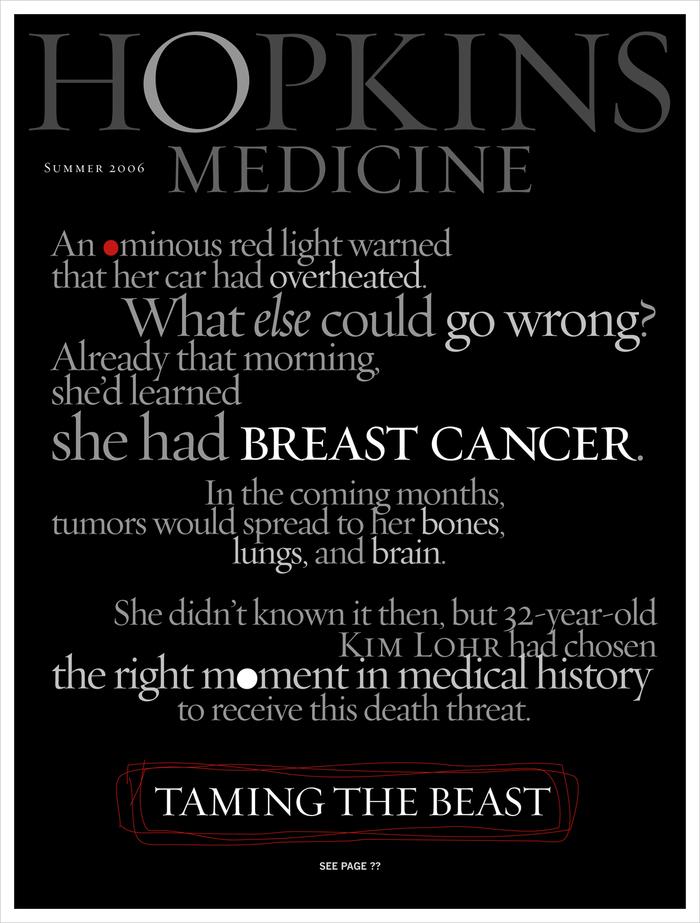 Hopkins Medicine, 2004–07 6