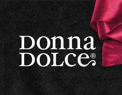 Donna Dolce identity 1