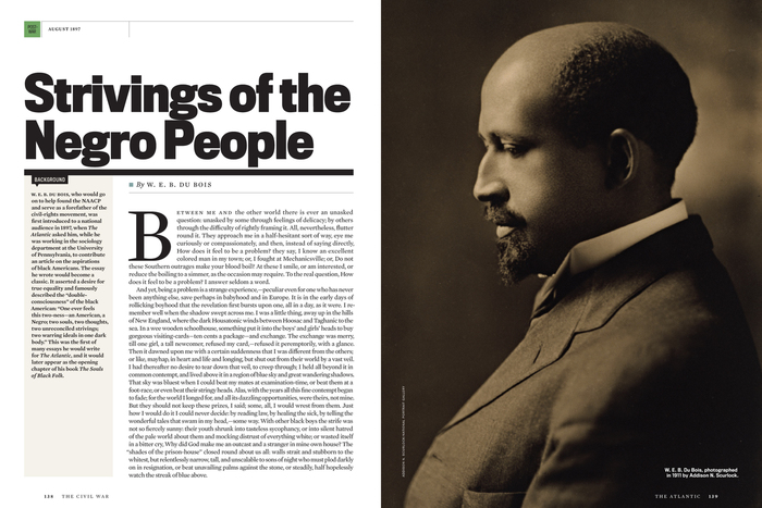 The Atlantic: Special Commemorative Civil War Issue 7