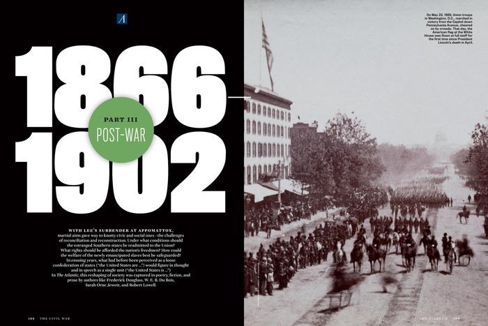 The Atlantic: Special Commemorative Civil War Issue 6