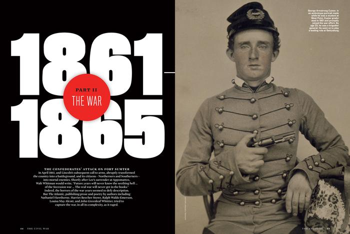 The Atlantic: Special Commemorative Civil War Issue 5