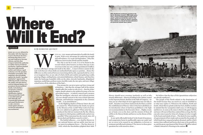The Atlantic: Special Commemorative Civil War Issue 9
